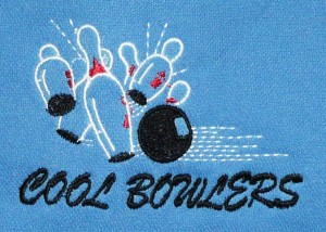 COOL BOWLERS LOGO - SHIRT